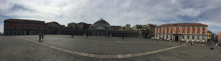 Naples Piazza de Plebiscito