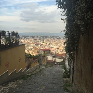 Naples Scale della Pedamentina