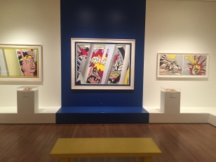 Skirball Pop of the People Roy Lichtenstein