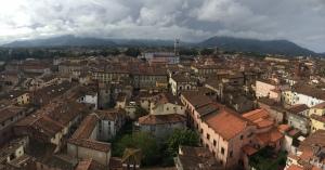 Lucca from El Torre Guinigi