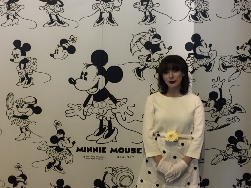 Minnie Rocks the Dots x Refinery