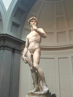 Galleria dell Academia - David