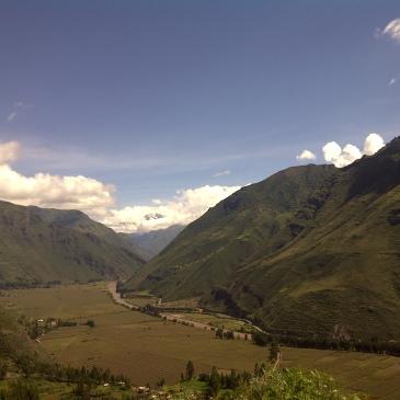 View from Mirador Taray