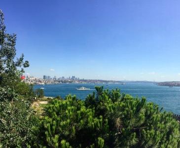 View from Topkapi