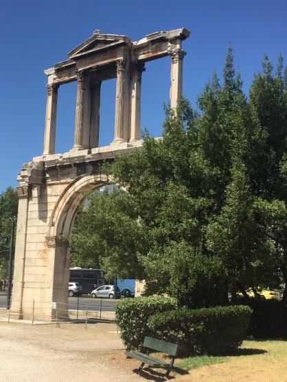 Hadrian Arch
