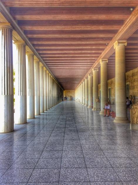 Stop Ancient Agora