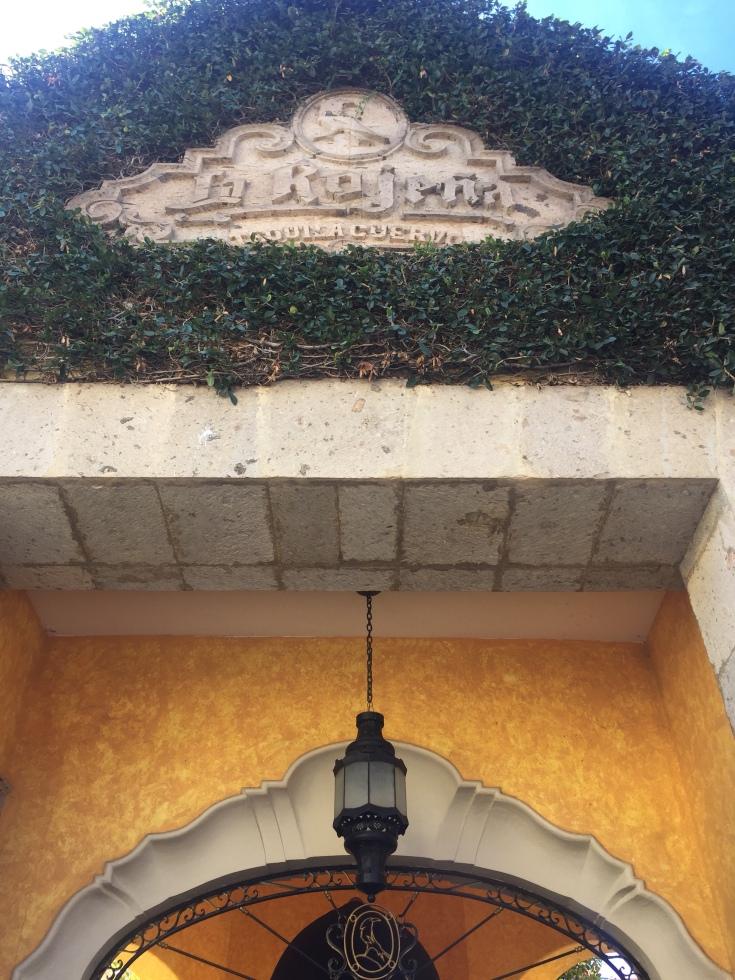 La Rojena Jose Cuervo