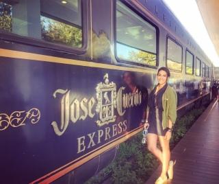 Jose Cuervo express