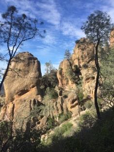 pinnacles high peaks