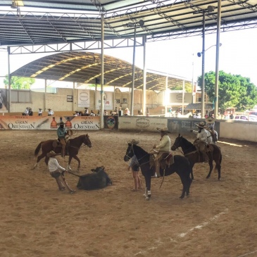 Lienzo charro Charros de Jalisco